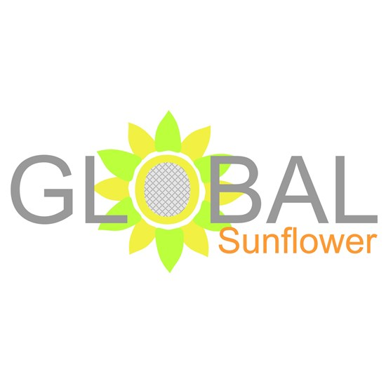 Логотип компании Global Sunflower